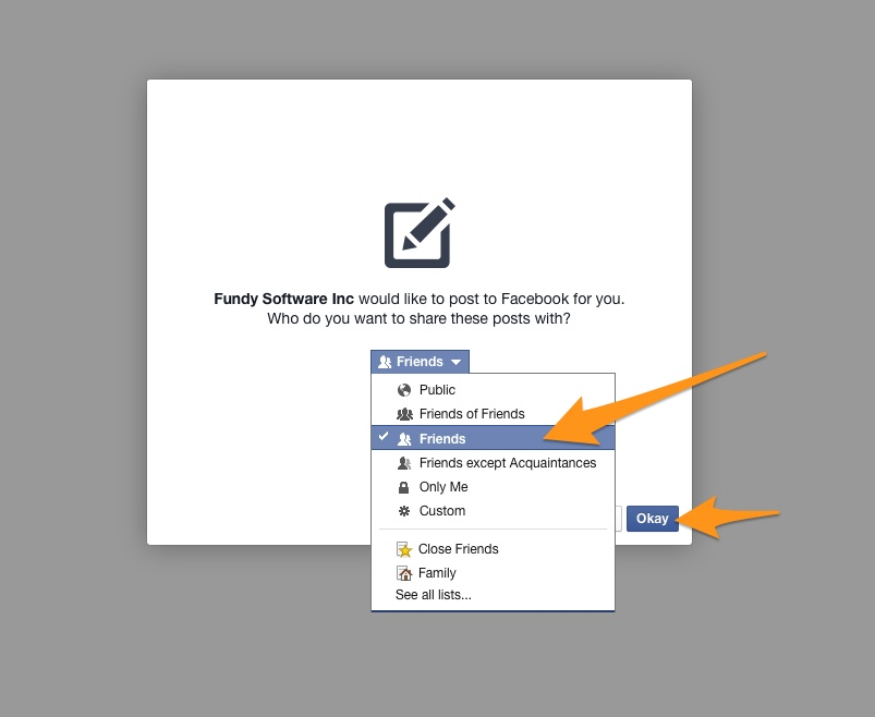 Facebook-who
