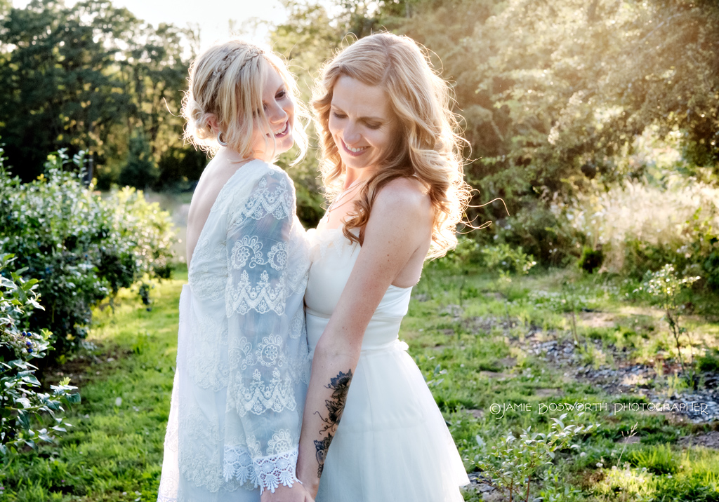 """Lgbt Wedding Photography: Jamie Bosworth Reviews """"The New Art Of Capturing"""