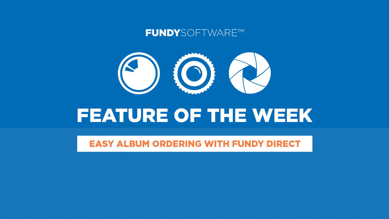 Feature easy album ordering with fundy direct fundy for Direct from the designers