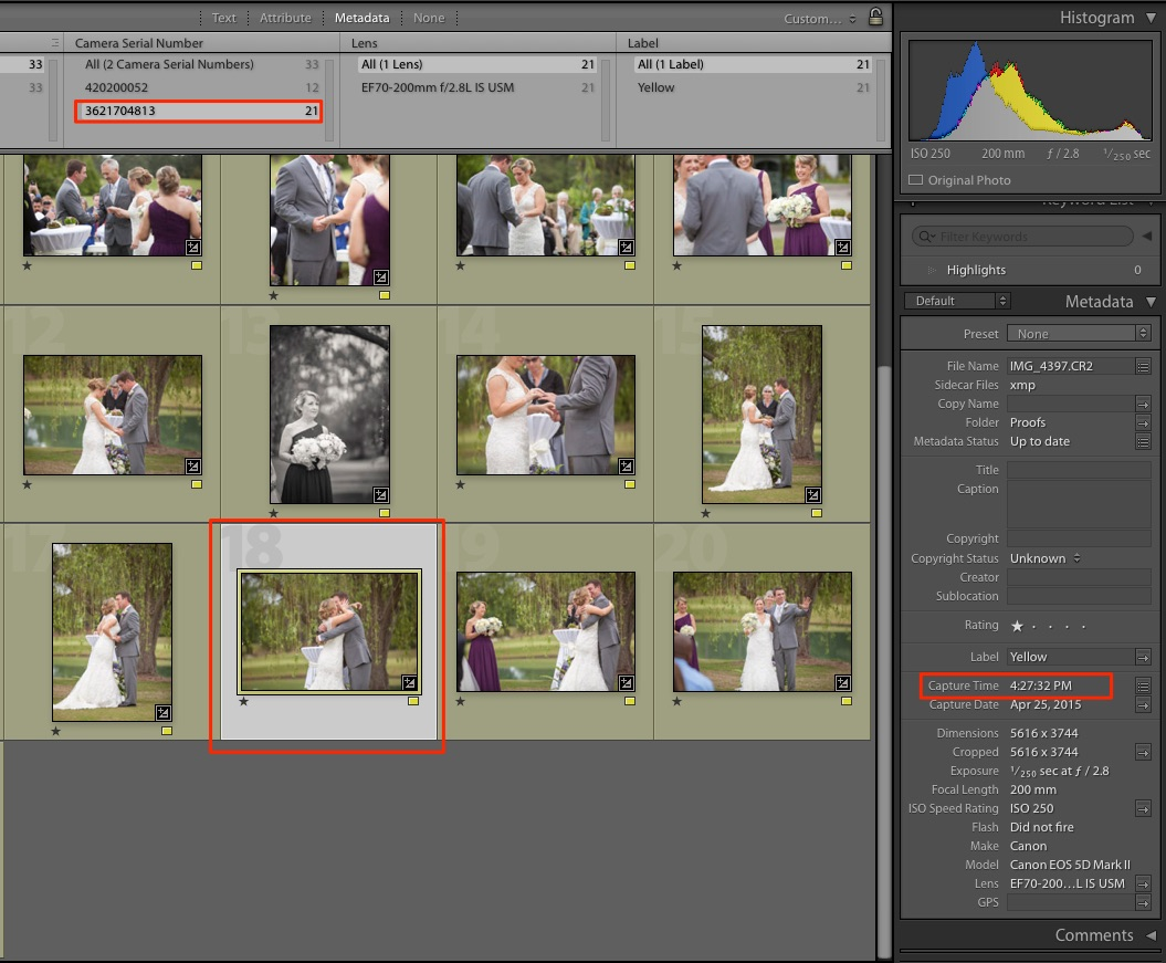 Tip - Syncing Camera Times After The Shoot - Fundy Designer
