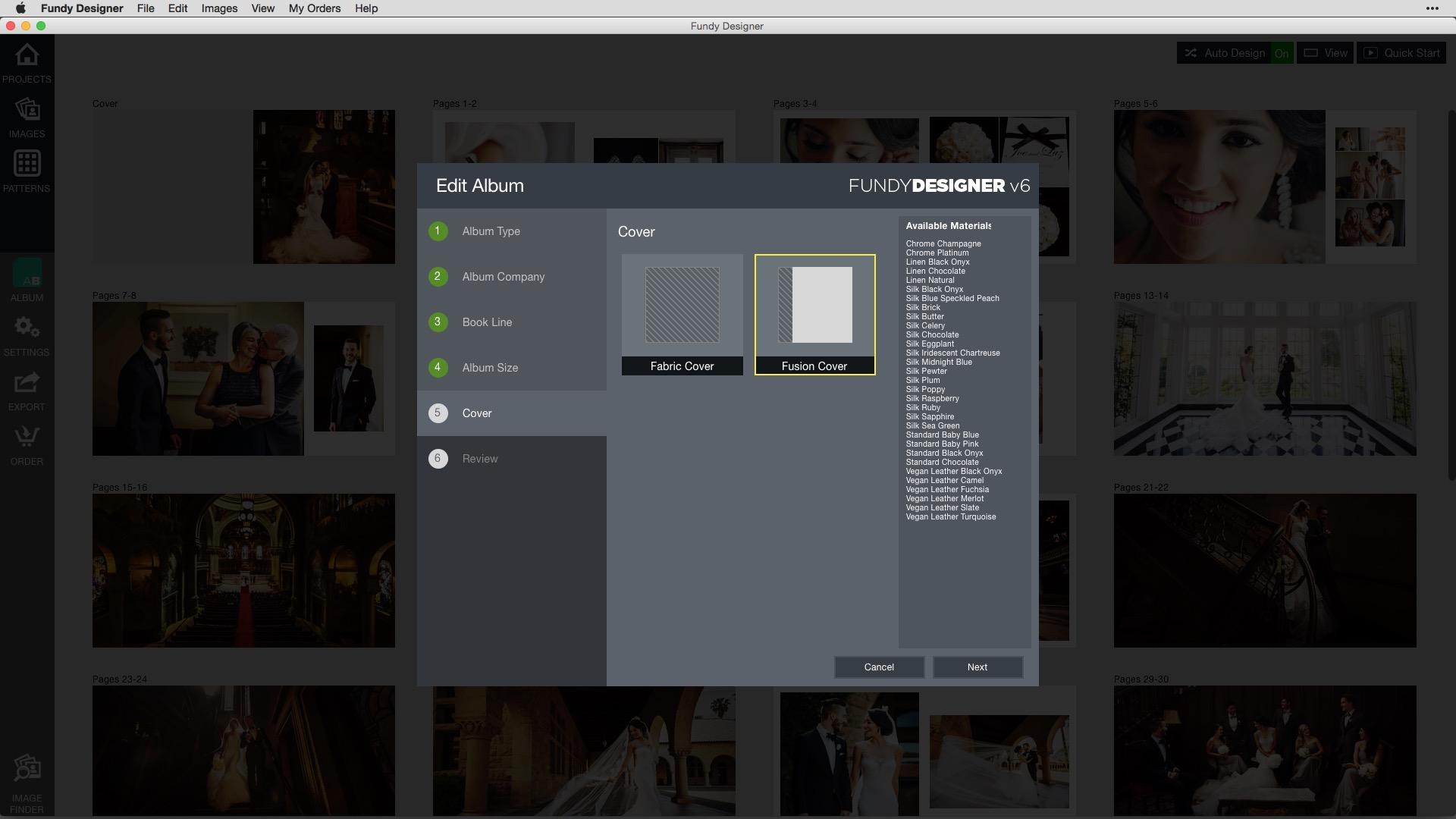 Feature • How to Create a Custom Album Cover - Fundy Designer