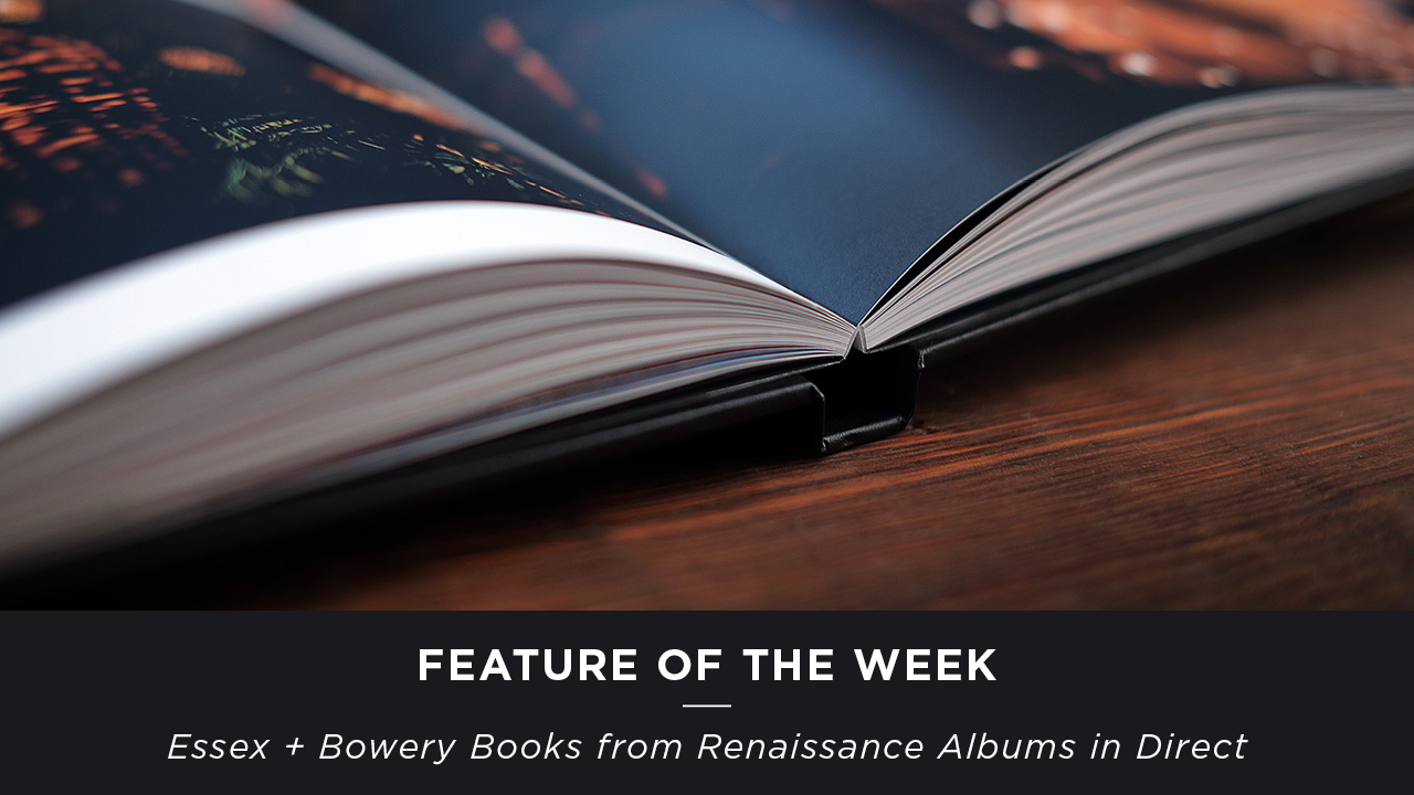 Essex bowery books from renaissance albums in direct for Direct from the designers