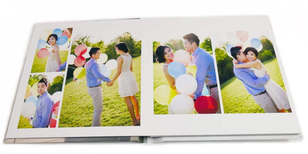 WCA Bel Air Book Spread