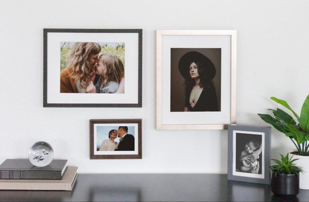 Design Aglow + Fundy = Easy Framed Prints - Fundy Designer